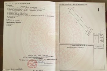 Bán đất giá rẻ gần KCN Phước Bình, Long Thành, 1300m2, sổ có sổ hồng, giá 1,2tr/m2, LH 0973636893