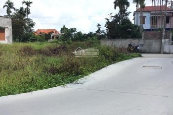 Bán đất thôn Tràng Duệ, Lê Lợi, An Dương 65,5m2 mặt ngõ 3m cách KCN Tràng Duệ 700m