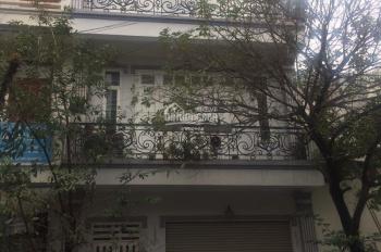 Cho thuê nhà phố lê trọng tấn 65m2 x 5 tầng. giá 16tr/ tháng. ngõ ô tô vào nhà.