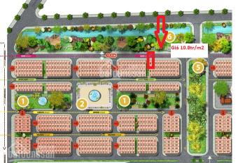 Bán đất nền vịnh Hạ Long  - dự án FLC Tropical City Hạ Long, 11 triệu/m2 - 0965641993