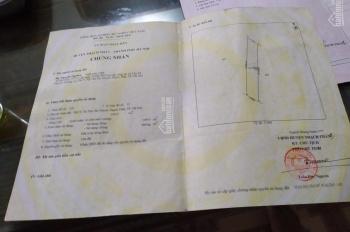 Bán nhanh 109m2 full đất ở thôn 9 Tân Xã, ngay gần chợ ngã tư Tân Xã. LH 036.800.5203