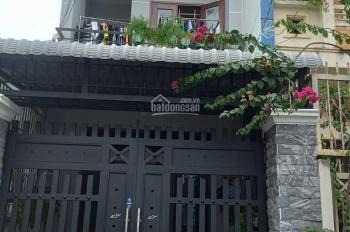 Hot, bán căn nhà 1 trệt, 1 lầu đúc đường 385, phường Tăng Nhơn Phú A, Q. 9. Giá rẻ 3,4tỷ
