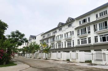 Cần bán gấp căn liền kề 123m2, 4 tầng, giá 33,5 tr/m2 rẻ nhất khu D GELEximco