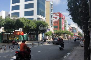 Bán khuôn đất đường Khánh Hội, Q4 giáp Q1, DT 9x20m, xd hầm + 10 lầu, giá 60 tỷ