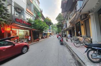 23 tỷ mặt phố Ngũ Xã, P.Trúc Bạch 85m2 x 3 tầng, ô tô đỗ cửa, vỉa hè kinh doanh