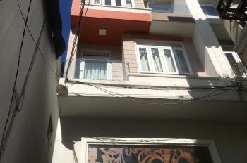Cho thuê nhà nguyên căn 146D Nguyễn Văn Trỗi, diện tích SD 300m2, 3 lầu, sân thượng