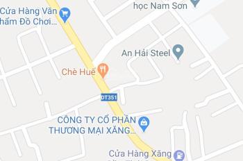 Bán 97,5m2 tại Cách Hạ, Nam Sơn, An Dương