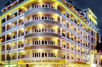 Bán khách sạn 4 sao góc 2MT Nguyễn Huệ - Mạc Thị Bưởi, P Bến Nghé, trung tâm Quận 1 - siêu vị trí