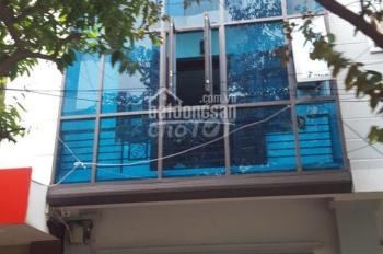 Cho thuê nhà mặt ngõ 23 phố Đỗ Quang. Diện tích 67m2 x 5 tầng, mặt tiền 5m,ngõ rộng 8m