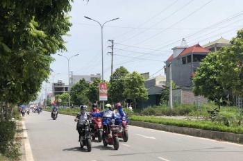 Đất mặt đường nội thị trấn Hợp Hòa, huyện Tam Dương