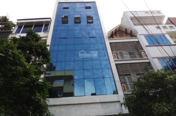 Cho thuê tòa nhà văn phòng Dịch Vọng Hậu, Cầu Giấy. DT 120m2 x 7 nổi + 1 hầm giá 75tr/th 0941882456