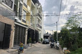 Bán nhà 1 trệt 3 lầu - mặt tiền đường 49 - Hiệp Bình Chánh - thu nhập hơn 20tr/tháng