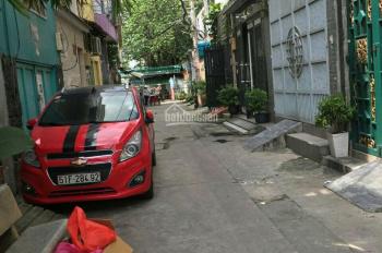 Bán nhà hẻm xe hơi 104 căn góc 2MTH Thành Thái, Q10, DT 4.2x12m, giá chỉ 8.6 tỷ