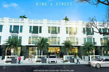 King Street, shophouse mới thành phố huế trục đường 60m