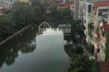 Cần bán gấp nhà mặt ngõ 110 Trần Duy Hưng. Diện tích: 240m2, mặt tiền 9m, giá 200 triệu/m2