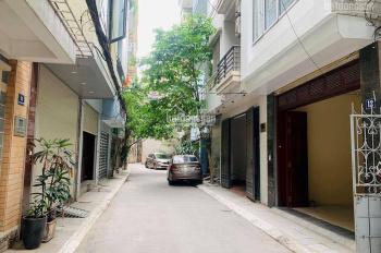 Cho thuê nhà riêng phố Mai Dịch - CG, DT 30m2 x 5 tầng thông sàn ngõ ô tô, giá 12 tr/th