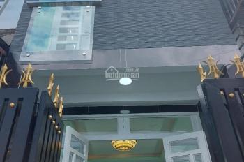 Tôi bán nhà 1 lầu 1 trệt, DT 39m2, 810 tr, Quang Trung, Q12