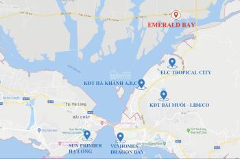 Bán đất nền ven biển vịnh Cửa Lục - Hạ Long - dự án Emerald - 0369506666