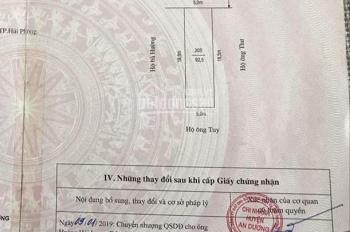 Cần bán lô đất tại Bãi Huyện, Vân Tra, An Đồng, An Dương, HP. Giá 1.2 tỷ, LH 0981.460.231