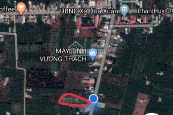 Cần bán đất mặt tiền Quốc lộ xã Hòa Xuân