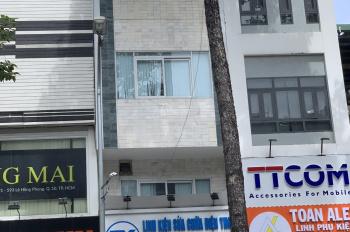 Bán gấp nhà mặt tiền 595 đường Lê Hồng Phong, Phường 10, Quận 10, 41.5m2, giá 15,6 tỷ