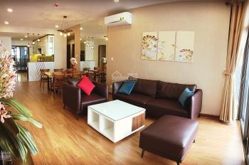 (0984.898.222) Cho thuê gấp căn hộ chung cư Hà Thành Plaza 102 Thái Thịnh 115m2, 2 ngủ đủ đồ 13 tr