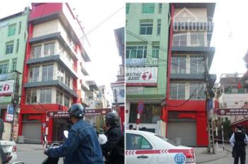 Gấp, cho thuê ngay nhà MP Nguyễn Trãi, 60m2 x 4 tầng giá 30 triệu/th, LH: 0377915033
