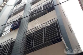 Bán nhà trọ 6 tầng có thang máy thu nhập 450tr/năm tại An Đào A, Trâu Quỳ DT 84m2, MT: 4.7m