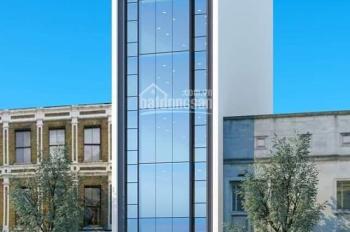 Cho thuê nhà mặt phố 393 Xã Đàn, 100m2 x 9 tầng nổi, 1 hầm, MT 6m, đủ thang máy, điều hòa, 90tr