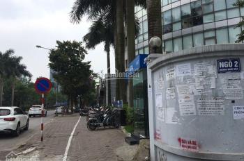 Nhà mặt phố Nguyễn Văn Cừ 88m2 x 3 tầng, mặt tiền rộng, kinh doanh vô đối, 16.8 tỷ