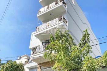 Nhà phố 4 lầu MT đường số khu Cư Xá Ngân Hàng, P. Tân Thuận Tây, Q7