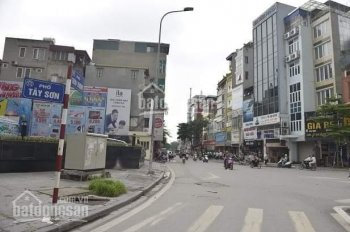 Bán hoa hậu mặt phố Thái Thịnh - Tây Sơn. Diện tích 120m2, kinh doanh đỉnh cao, chỉ 235 triệu/m2