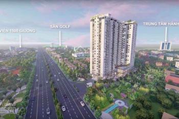 Bán căn hộ mặt tiền Mỹ Phước Tân Vạn, NH cho vay 70%, giá rẻ nhất thị trường: 24 tr/m2, 0902377034