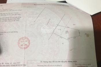 Bán đất chính chủ mặt tiền đường nhựa lớn ĐT741 Phước Hoà Phú Giáo Bình Dương 13x30m x 100m TC