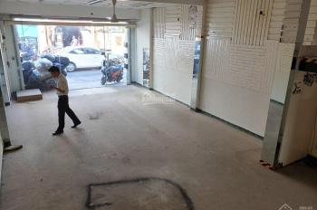 Cho thuê nhà mặt tiền đường An Dương Vương, Q. 5 (5 tầng), làm văn phòng, spa