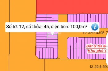 Bán đất chính chủ khu TTHC Dầu Giây