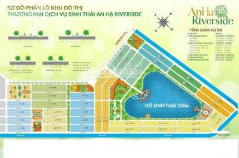 Đất KDC Tân Đô ngay kênh xáng Bình Chánh, giá chỉ 11 triệu/m2, đường nhựa 42m, vị trí đẹp. LH ngay
