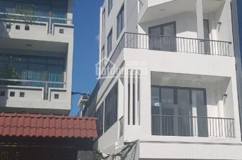 Bán nhà 5 lầu góc 2 MT Trần Quang Diệu, Q.3 DT 5x20m mới cực đẹp ở ngay. Giá 25.2 tỷ LH 0908609012