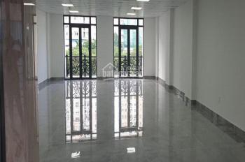 Cho thuê nhà mặt tiền 8.5x20m, 8 tầng, Võ Văn Kiệt, Q.1, 520tr/tháng