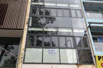Cho thuê nhà nguyên căn mặt tiền Nguyễn Tri Phương 5x30m, trệt 5 lầu sàn suốt 150m2, P. 4, Q. 10