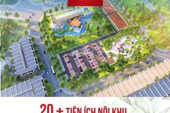Bán đất nền dự án Dương Kinh New City - Hải Phòng