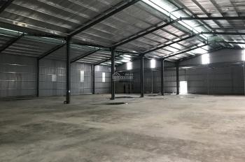 Cho thuê kho xưởng ngã tư An Sương - DT: 2000m2