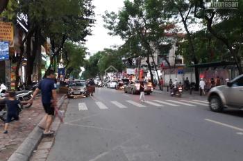 Tôi cần Bán nhà mặt phố Minh Khai 39.6m2 5T MT 5m vỉa hè 3m kinh doanh mọi loại hình giá 6.8 tỷ