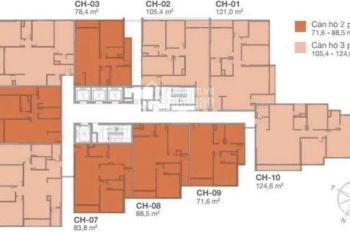 Bán nhanh căn 109m2 cạnh chung cư Mipec, giá 3,8 tỷ, LH 0963636516