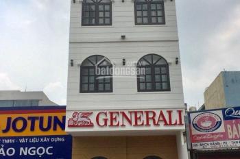 Cho thuê tòa nhà văn phòng MT Bạch Đằng, P2, Tân Bình, 5.5x22m, SD: 480 m2 - 60tr - 0989685403