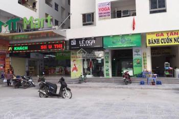 Cho thuê kiot chân tòa HH Linh Đàm 40m2 MT 4m, LH xem nhà ngay hôm nay