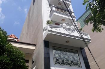 Bán gấp MT Hùng Vương, P. 9, Q. 5, DT: 4x15m. Nhà 5 lầu thang máy