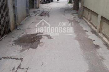 Bán 48.9m2 đất Phương Canh, quận Nam Từ Liêm, ngõ rộng 2.5m, giá 1.76 tỷ