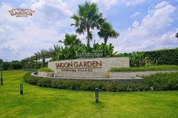 Saigon Garden Village, đất nền biệt thự view sông, Q9, 1.000m2, giá từ 24tr, CK 18%, LH 0906147797