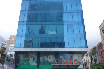 Cho thuê tòa nhà Hầm 7 lầu, 1200m2 MT Huỳnh Lan Khanh, p.2, Tân Bình giá chỉ 15$/m2
